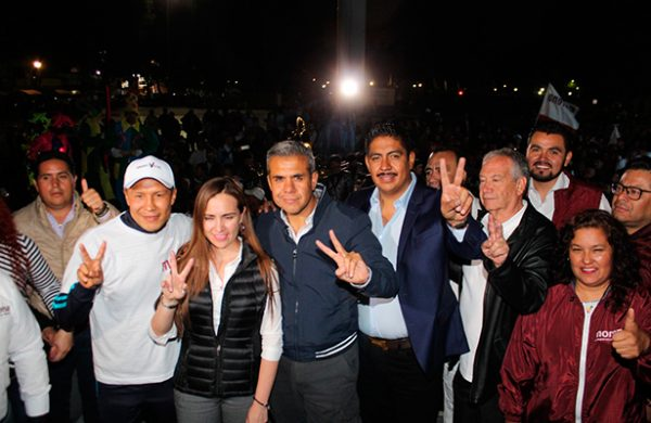 Será Fernando Vilchis, Presidente de Ecatepec  2019/2021