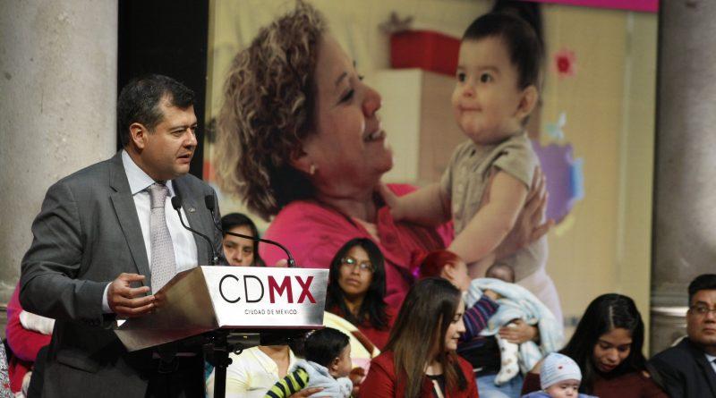 Beneficiadas más de 3mil Trabajadoras en GCdmx con Licencias de Maternidad