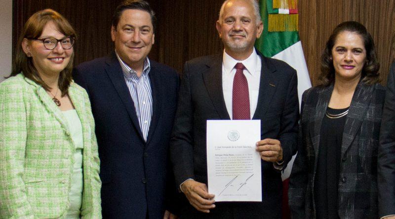 Nombran a José Fernando De La Torre como Nuevo Titular del INIFAP