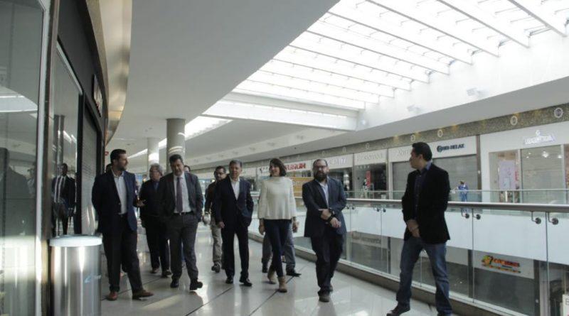Realizan Autoridades de GCdmx Quinta Visita a Plazas Comerciales