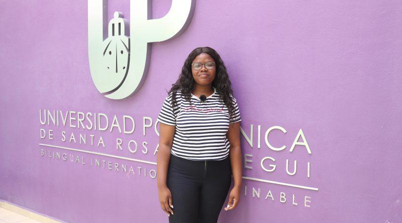 Realiza Estancia Voluntaria de Ghana, África, en Politécnica de Santa Rosa