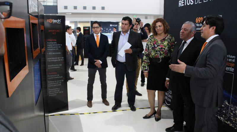 Inauguran Encuentro Industria 4.0 para Sector Aeroespacial