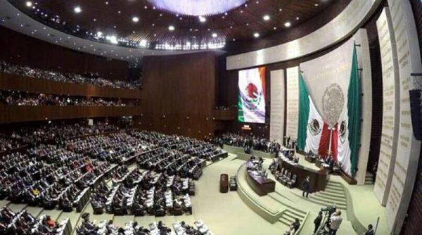Lista Cámara de Diputados para Recibir a Integrantes de LXIV Legislatura