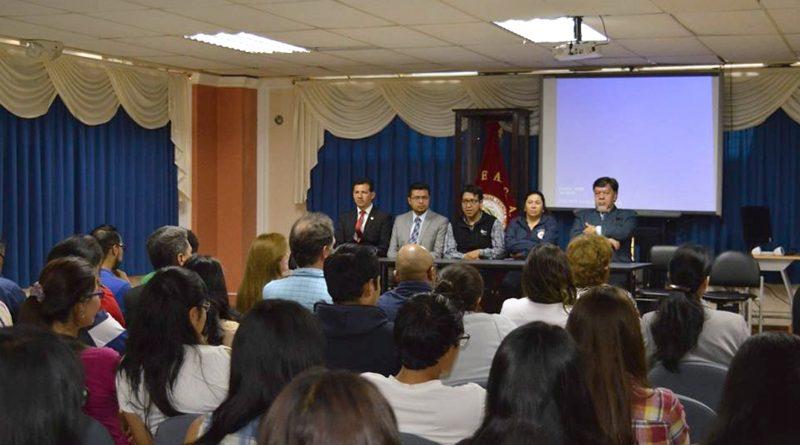 Profesor de UAEM Realizó Estancia Académica en Ecuador