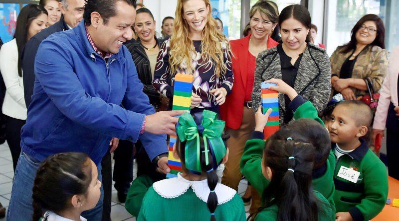 Implementa DIFEM Enseñanza Lúdica en  Estancias y Jardines de Niños