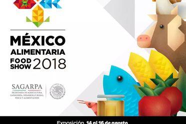 """Pesca y Acuacultura Nacional, Presentes en la Expo """"México Alimentaria 2018 Food Show"""""""