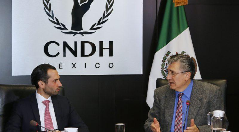 Celebra CNDH Nombramiento de Nueva Alta Comisionada de Naciones Unidas para DH