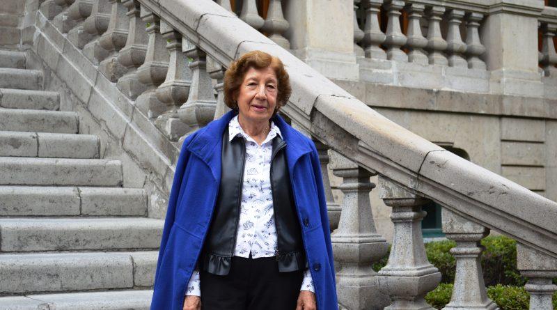 """""""Siempre Dije, Cuando Pueda, Voy a ser Licenciada en Derecho"""": Margarita Pineda, 76 Años de Edad"""