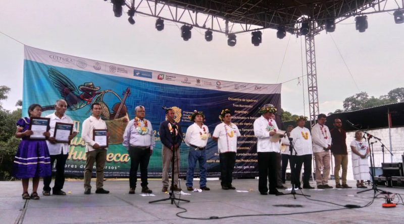 Se Viste de Fiesta Veracruz para Recibir al XXIII Festival de la Huasteca