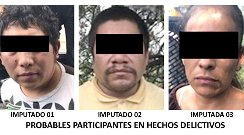 Buscará PGJCdmx que Vinculen a Proceso a 3 Personas por Robo de Taxi