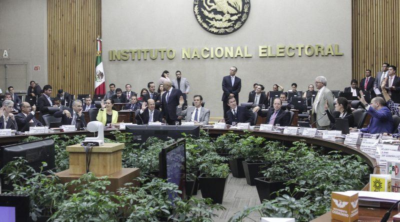 Sanciona INE Irregularidades en Informes de Ingresos y Gastos de Campañas Federales y Locales de 2018
