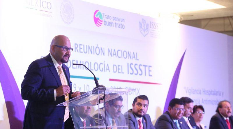 Realiza ISSSTE 1ª. Reunión Nacional de Epidemiología Enfocada a la Vigilancia Hospitalaria