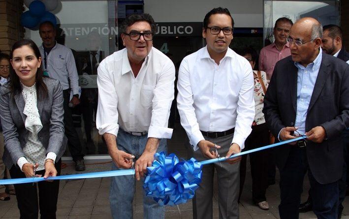Inauguran Nuevas Oficinas Comerciales de la CEA en Corregidora