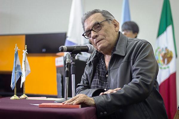 Manuel Ojeda Evoca Obra de Juan Rulfo en FUL de Hidalgo