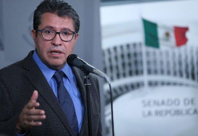 Ratifica el Senador Ricardo Monreal un Senado Plural, Austero, Eficaz y Productivo