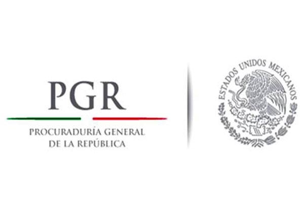 Obtiene PGR Sentencia Condenatoria Contra ex Servidores Públicos Federales