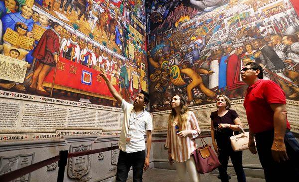 Aumentaron Turistas en Tlaxcala en Vacaciones: Sectur