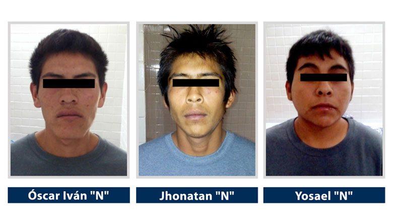 Captura FGE a 4 Homicidas de Mujeres Desaparecidas en Chilpancingo