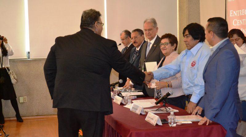 Entrega SEP Nombramientos a Directores de Cecatis