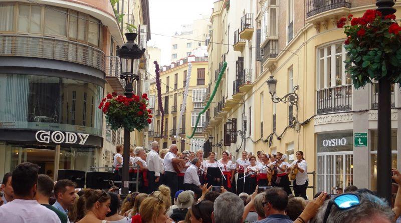 Está Málaga de Feria, su Origen se Remonta a Finales del Siglo XV