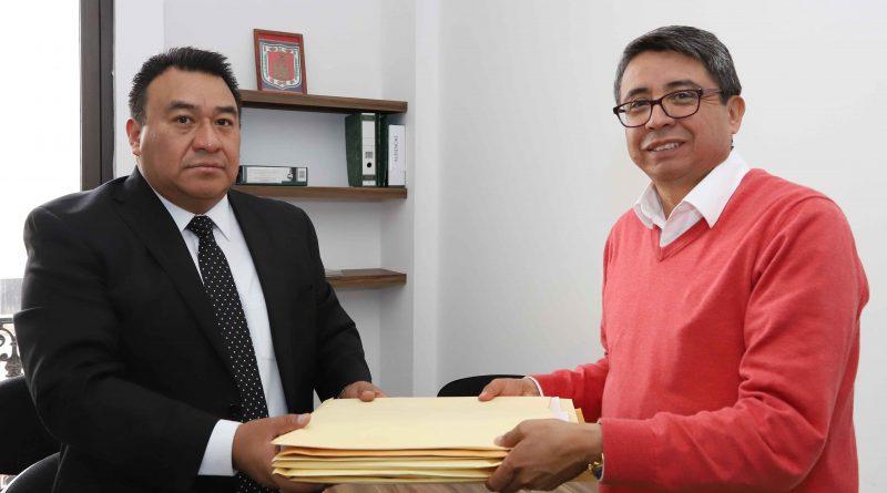 Envía Ejecutivo del Estado Ternas para Elegir Magistrados del Tribunal de Justicia Administrativa