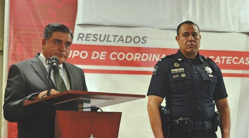 Dan Golpe Contundente Corporaciones Policiales a Célula Delincuencial: Secretario Ismael Camberos