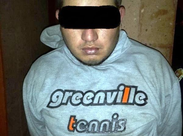 Atraca Farmacia pero es Detenido por Policía de Metepec