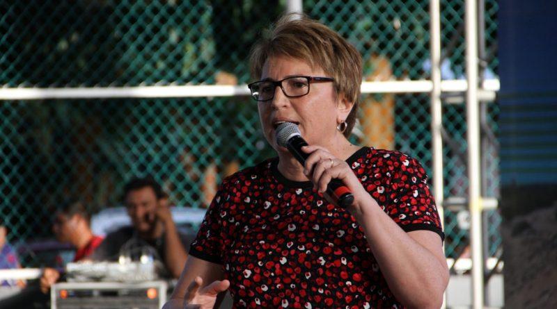 Trabajo con Tres Niveles de Gobierno en Total Respeto Trabajaremos por un Mejor Solidaridad: Laura Beristaín
