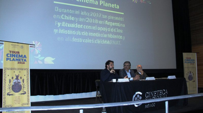 Inicia el Tour Cinema Planeta 2018