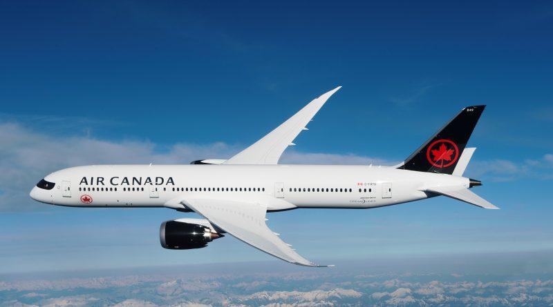 Otorga Skytrax Calificación de 4 Estrellas a Air Canada