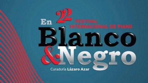 Alistan Cierre del Festival Internacional de Piano Blanco & Negro