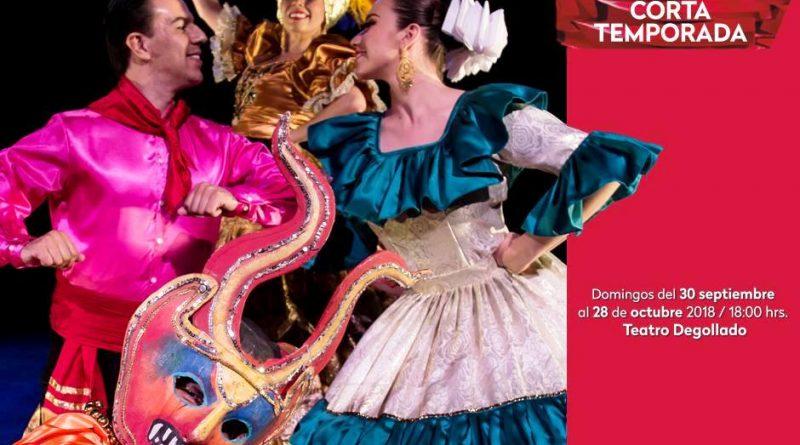 Prepara Ballet Folclórico de La UdG Temporada en el Teatro Degollado
