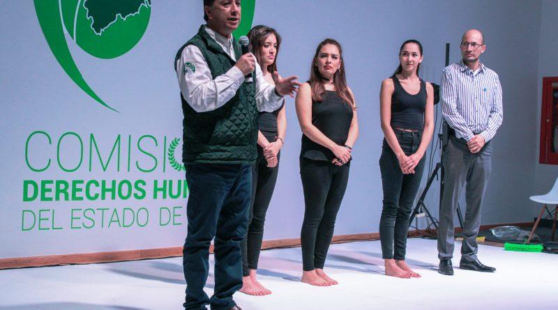 Alerta Codhem con Obra de Teatro contra la Trata de Personas