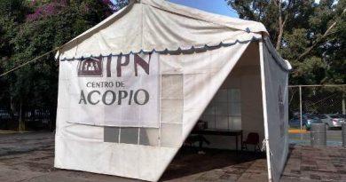 Convoca IPN a Unirse en Apoyo a Estados Afectados