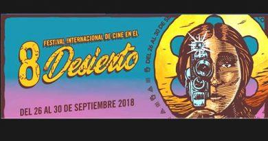 Filmes Hechos por Mujeres, Protagonistas del 8° Festival Internacional de Cine en el Desierto