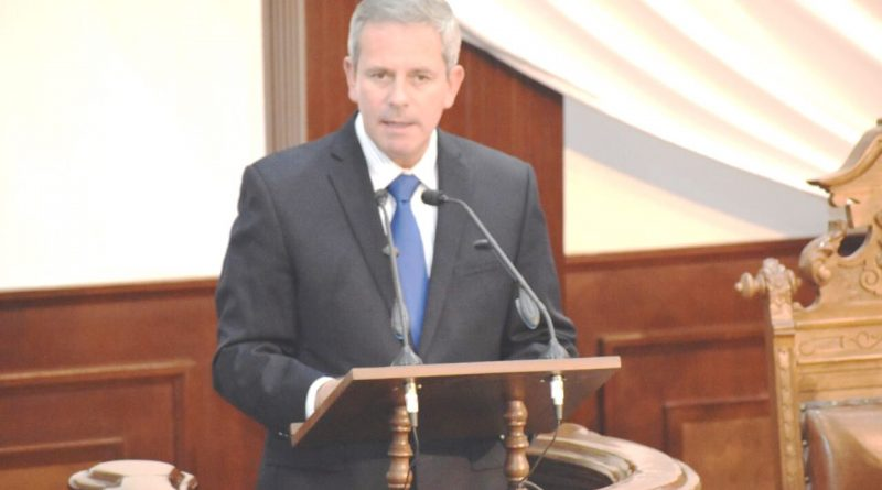 Condena Marcelo Torres Desalojo en el Congreso