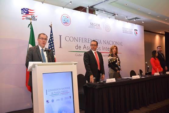 Conferencia Nacional de Asuntos Internos – un Paso Clave Para Certificación de Investigadores