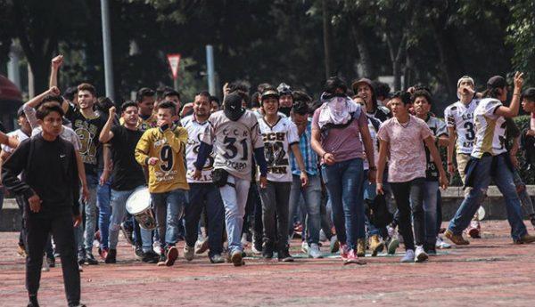 Aprehende la PGJCDMX al 11º. Hombre por Hechos del 3 de Septiembre en UNAM