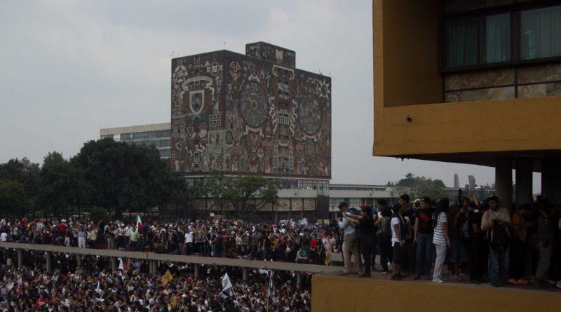 Dan Grupos Parlamentarios  Posicionamientos ante Actos Violentos en la UNAM