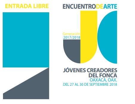 Alistan 3er. Encuentro de Jóvenes Creadores Generación 2017-2018 en Centro de Artes de San Agustín Etla, Oaxaca