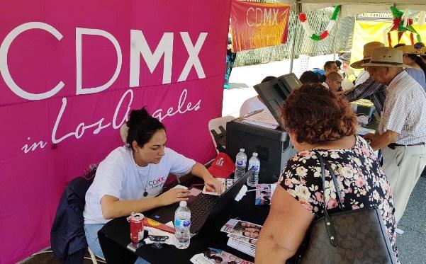 Entregará GCDMX Actas del Registro Civil sin Costo en EEUU