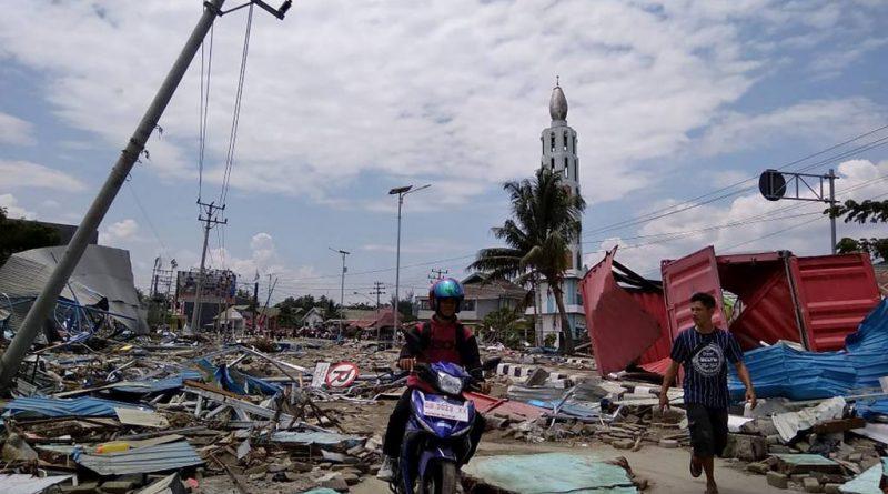 Solidaridad de México con Indonesia por Terremotos y Tsunami