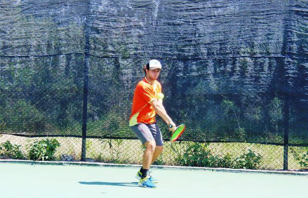 José Antonio Rodríguez e Ivar Aramburu Inician Fuerte en Nacional de Tenis
