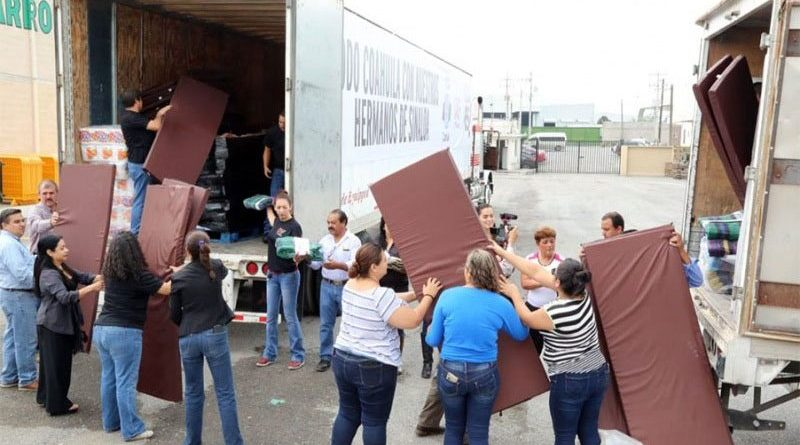 Activa DIF Jalisco Centro de Acopio en Apoyo a Sinaloa