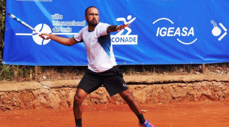 Ivar Aramburu, Miguel Gallardo y Lázaro Navarro, a Cuartos de Final en el Nacional de Tenis