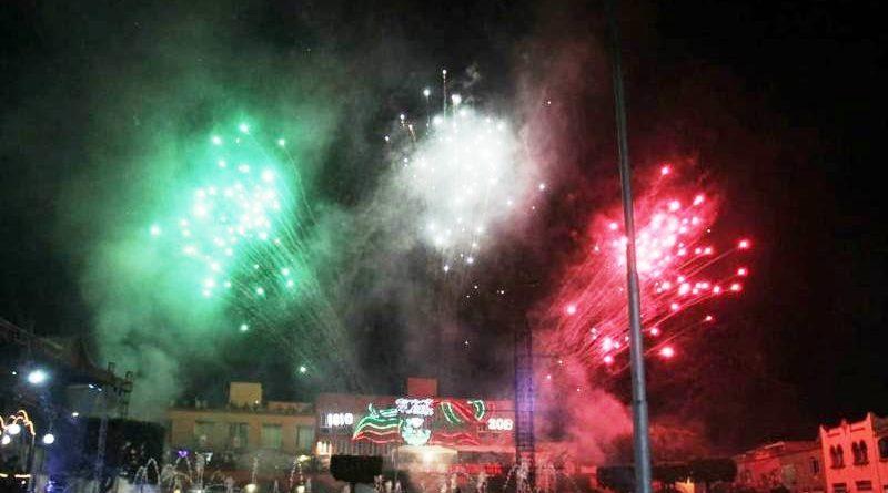 Sin Incidentes en Metepec Durante la Celebración de Fiestas Patrias
