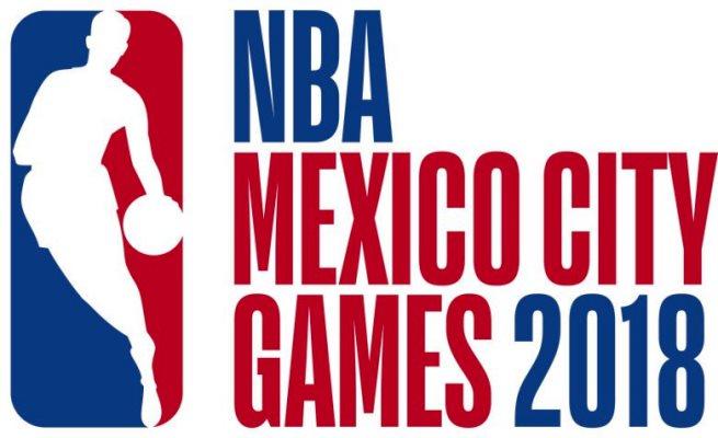 NBA México City Games 2018 Presente Orlando Magic Recibiendo a Chicago Bulls y Utah Jazz