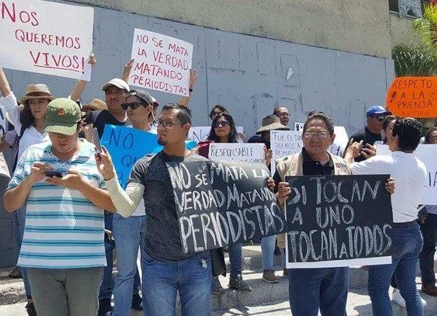 Investigan PGR y Fiscalía de Chiapas Homicidio de Comunicador