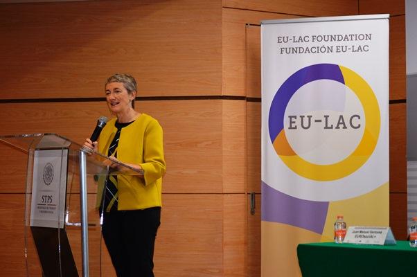 Revisan STPS y Eurosocial Políticas Innovadora Para Inserción Laboral de Mujeres Jóvenes