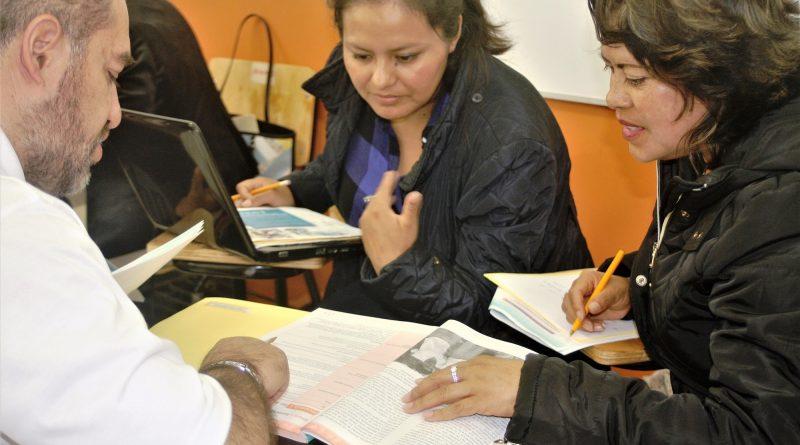 Participan Docentes en Análisis del Material Educativo de Telesecundaria